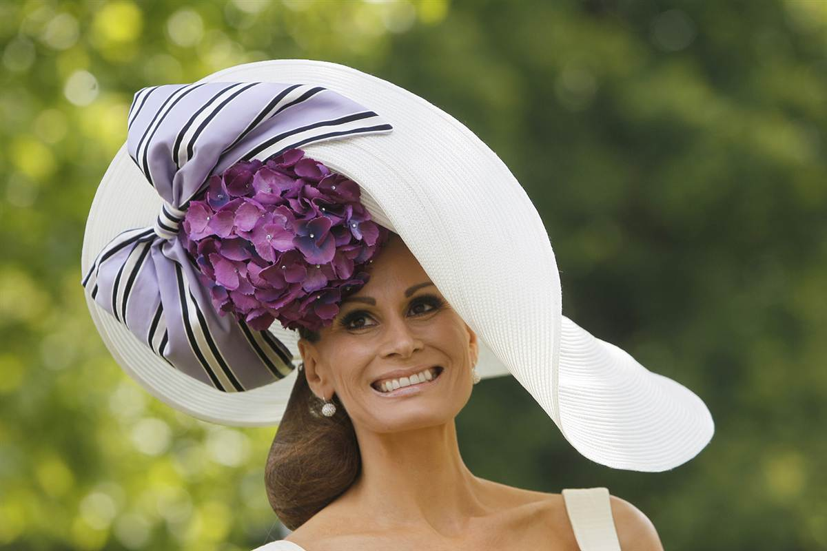 Креативные шляпки своими руками
