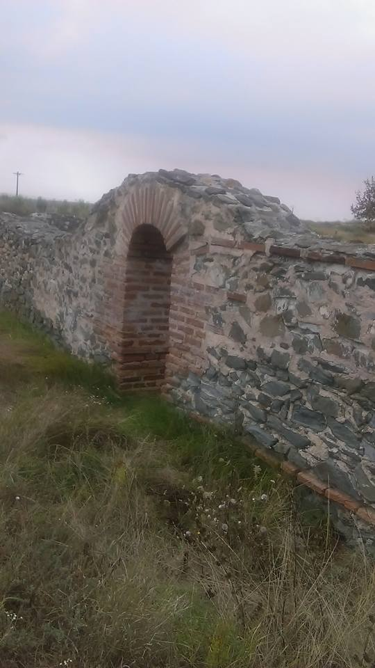 Cetatea greceasca Histria
