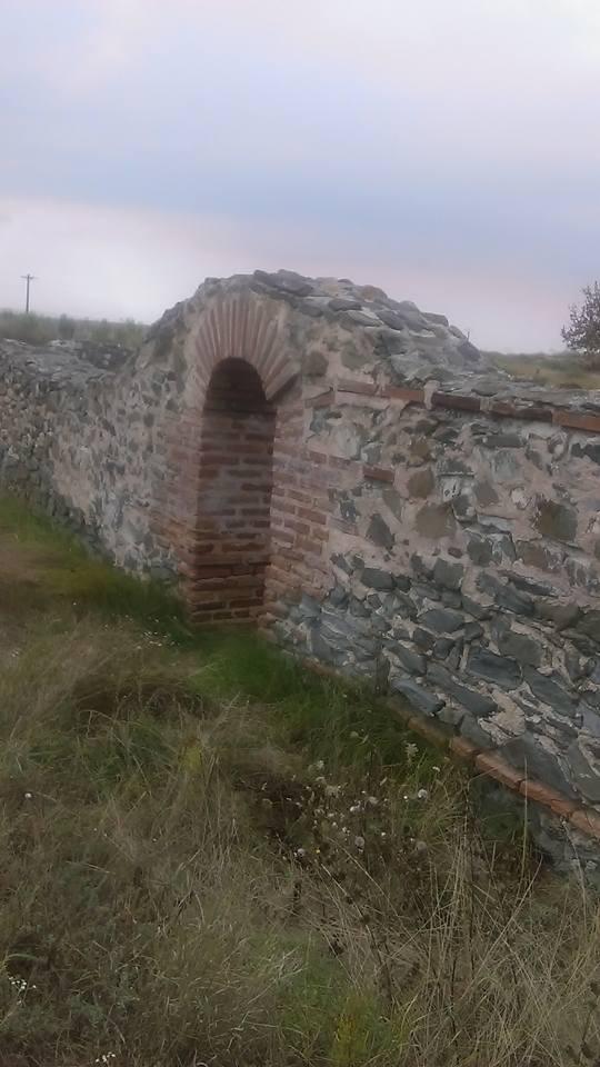 Cetatea greceasca Histria