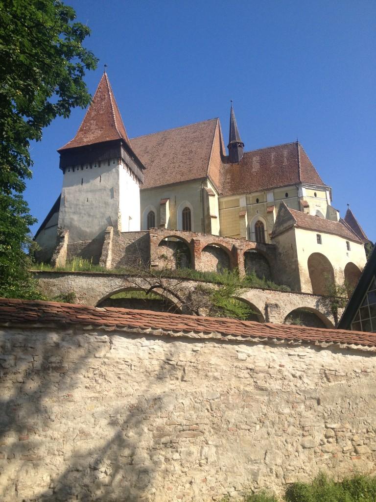 Biserica fortificată din Biertan