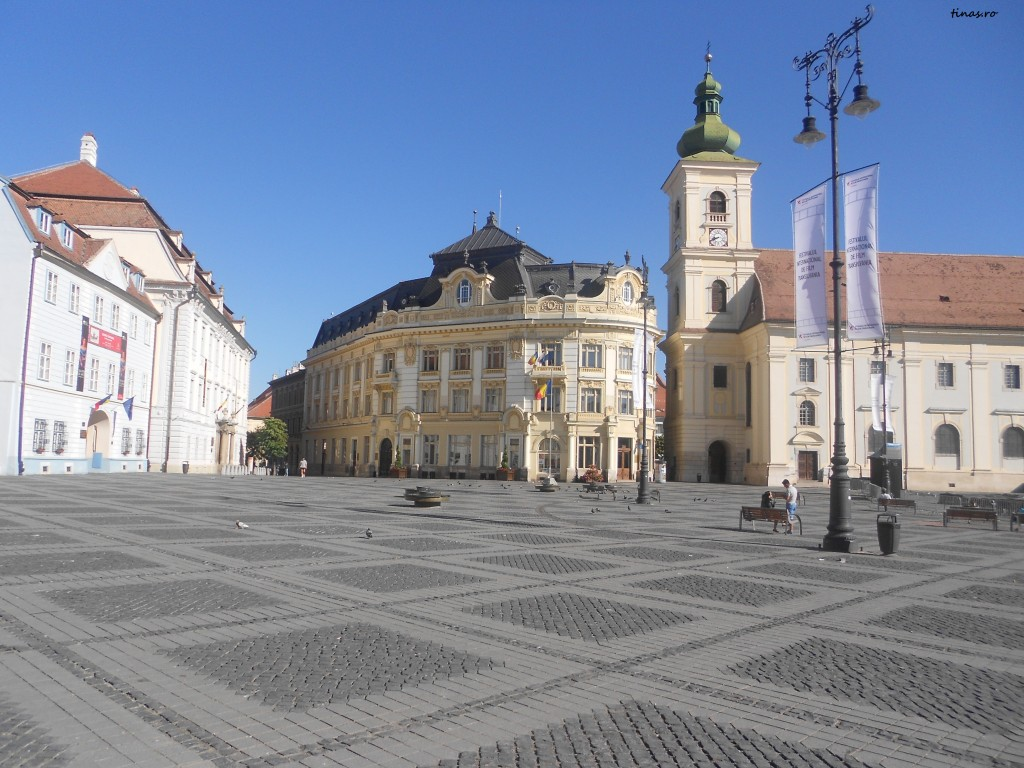Piata Mare din Sibiu