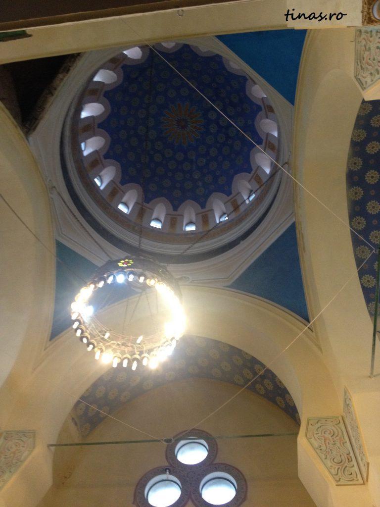 Interior - Marea Moschee Constanța