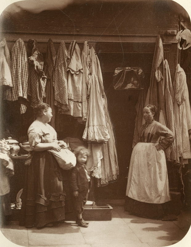 The Old Clothes Of St. Giles